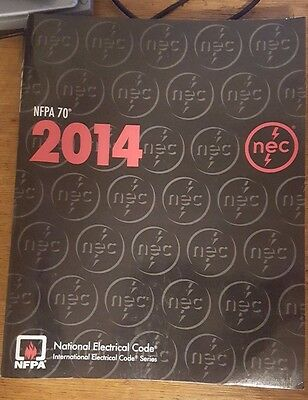 2014 National Electrical Code NFPA 70 NEC Book