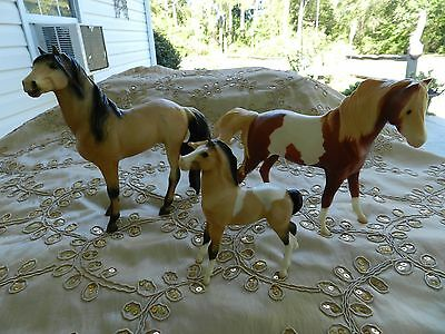 Breyer Horses- Set of 3