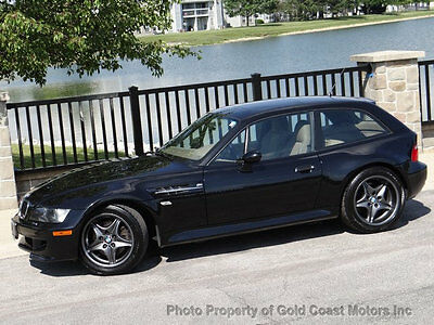 2002 BMW M Roadster & Coupe M Coupe 2002 BMW M COUPE S54 MOTOR 5-SPEED MANUAL ONLY 47K MILES PREV SOLD BY EAG CLEAN