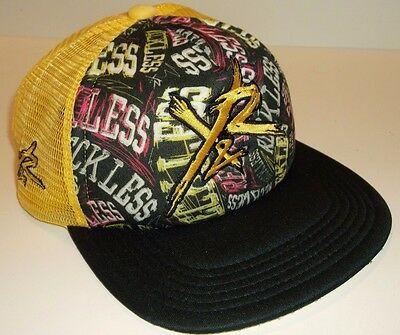 best sneakers 028fa e3508 Young   Reckless Hat Ball Cap~Trucker Snapback Adjustable~Flat Bill~Ships  FREE