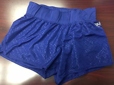 Women's Everlast sport Size Small Purple Athletic Shorts With Liner