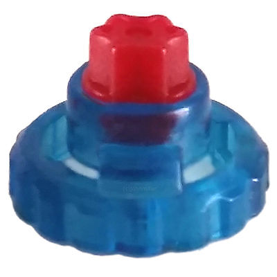 R2F / R²F ( RIGHT RUBBER FLAT ) Beyblade TIP Part from Galaxy Pegasis / Pegasus