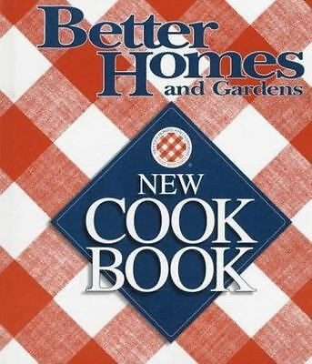 Better Homes and Gardens: New Cookbook  Hardcover