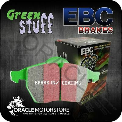 New Ebc Greenstuff Brake Pads Set Performance Pads Oe Quality - Dp2039