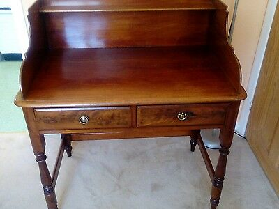 mahogany washstand buyer collects