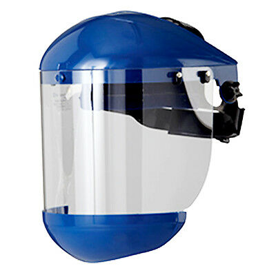 Maxisafe ERC430 Clear Faceshield & Brow Guard Visor Protection Safety Profess