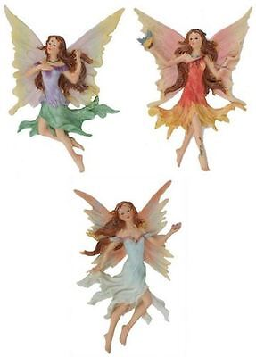 Fairy Wall Plaque - One Supplied - Only Red Available