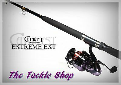 6' 24Kg Boat Game Combo - CATALYST EXTREME EXT 9000 10BB Reel + BTO 180/24 Rod
