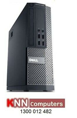 Dell OptiPlex 9020 SFF Core i7-4770 3.6GHz - 8GB Ram 240GB SSD(New) Win 10 Pro