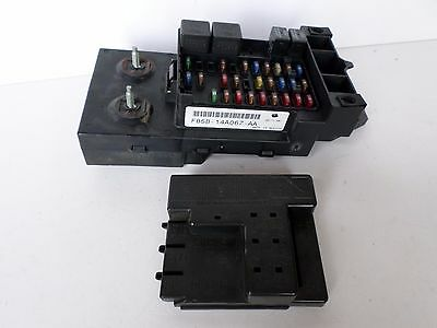 97-98 Ford F150 F250 Fuse Box Relay Junction Box F85B-14A067-Aa  Oem 1997-1998