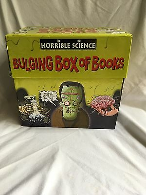 Nick Arnold Children's Collection Horrible Science Bulging Box of 20 Books Set