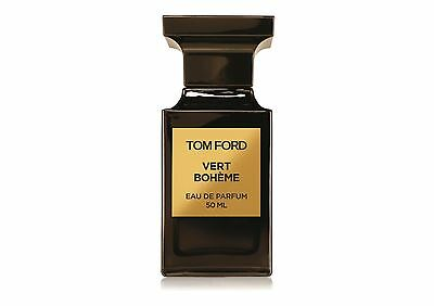 eau de parfum VERT BOHEME by TOM FORD, 50ml, unisex, new, sealed
