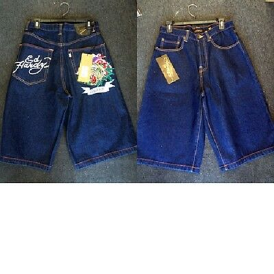 Ed Hardy men's denim shorts 24pcs. [DEHshorts24]