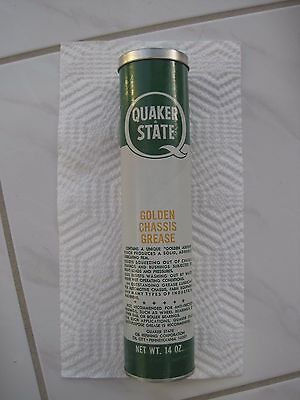 Quaker State Golden Chassis Grease