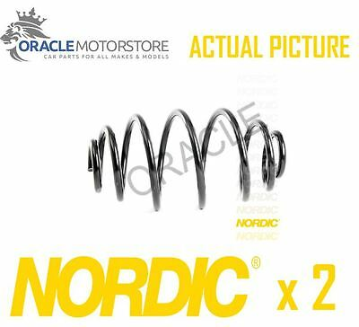 2 x NEW NORDIC REAR COIL SPRING PAIR SPRINGS OE QUALITY REPLACEMENT - CS452012
