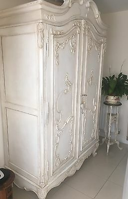Delphine Shabby Chic Armoire