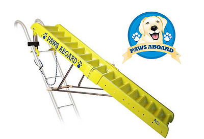 Paws Aboard Boat Ladder Z5200 for Dogs to 200 lbs