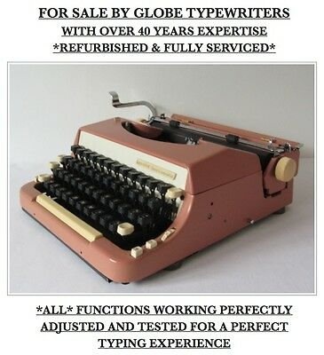 'IMPERIAL GOOD COMPANION No 7' TYPEWRITER FULLY WORKING+PROFESSIONALLY SERVICED