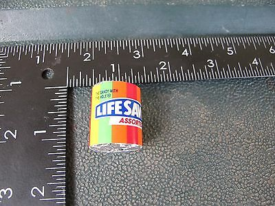 Nabisco Mini lifesavers Vintage Candy Roll ASSORTED 80s .32 oz