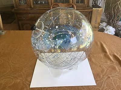 Starship Earth II Acrylic Celestial Globe Large