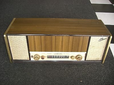 Victor STL-160 AM Radio / phonograph for part