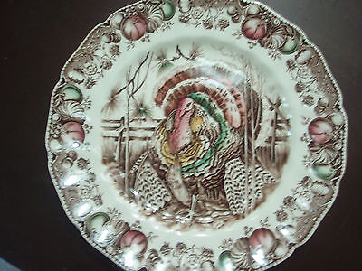 Johnson bros his majesty dinner plate