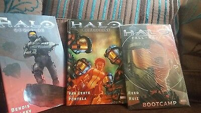 Halo Graphic Novels