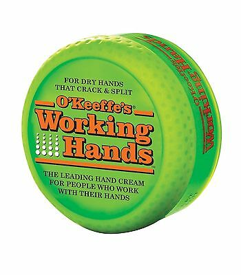 O'Keeffe's Working Hands Hand Cream Non-Greasy for Cracked/Split Skin 3.4oz/96g
