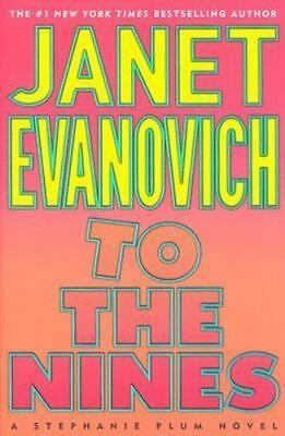 To the Nines: Stephanie Plum - Janet Evanovich (Hardcover) Book 9 a1