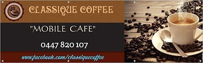 Classique Coffee - QLD REGISTERED BUSINESS NAME FOR SALE