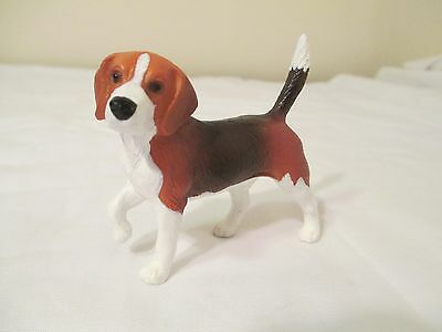 Breyer Beagle Tricolor Companion Animals Dog Great Condition 1998 Hard To Find