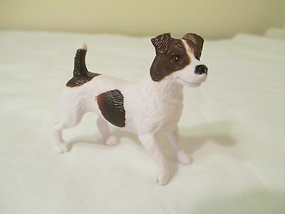 Breyer Jack Russell Terrier Brown And White Dog Companion Animal Great Condition
