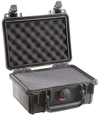 Peli 1120 Protector Case with Foam Black