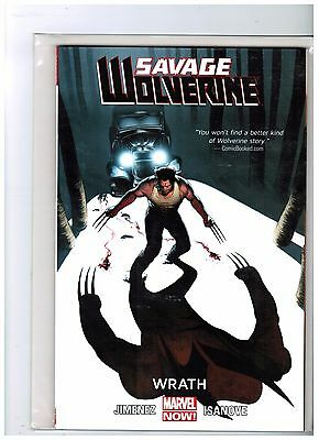 2 Savage Wolverine Trade Paperback Tpb Lot #3 And #4