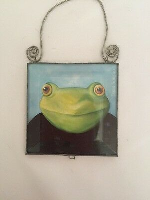 Frog Ornament  By Dana Simson