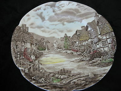 """Johnson Brothers OLDE ENGLISH COUNTRYSIDE Dinner Plate 10"""""""
