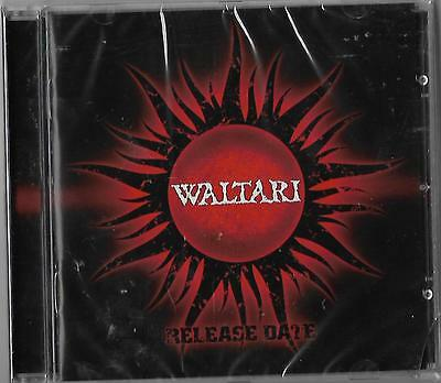 """WALTARI """"Release Date"""" NEW and SEALED CD!"""