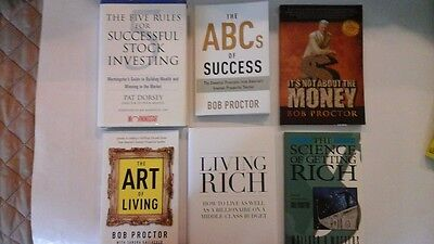 Stock Investment Book and The ABCs of Success