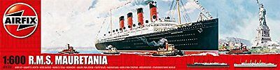 Airfix 1 600 Scale RMS Mauretania Model Kit