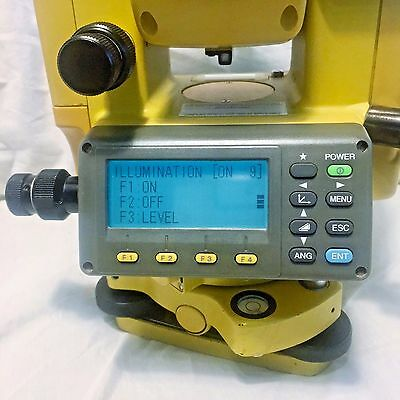 Topcon GTS-235W Total Station Survey Instrument NO RESERVE
