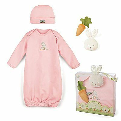 Bunnies By The Bay Sweet and Tender Gift Set, Pink 638508 Bunnies by the Bay