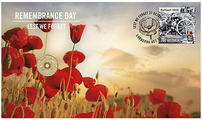 2015 Remembrance Day PNC (Limited of 11,000)