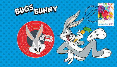 2015 Bugs Bunny Medallion Cover Limited Release of 3500