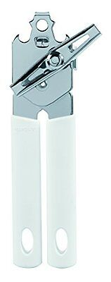 Brabantia  Classic  Can Opener with Metal Handle, White