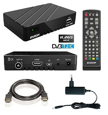 anadol hd 202c digitaler full hd kabel receiver hdtv dvb c c2 hdmi scart eur 32 99. Black Bedroom Furniture Sets. Home Design Ideas