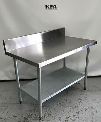Used Stainless Steel Bench