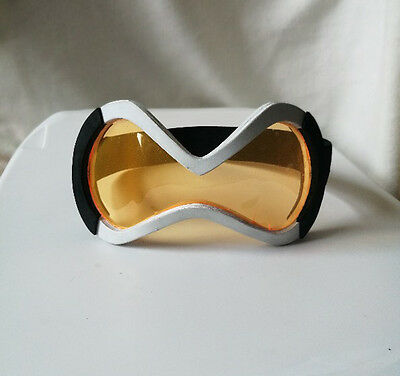 Overwatch Tracer Cosplay Goggles Lena Oxton Costume Props Glasses Goggle Orange