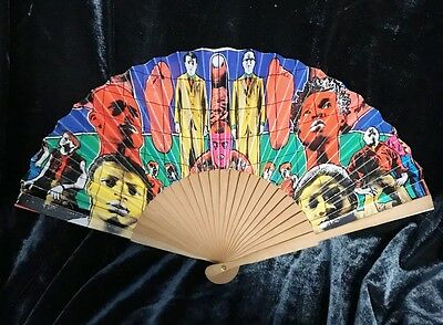 Gilbert & George Evantail Fan Object Multiple Spain 1987