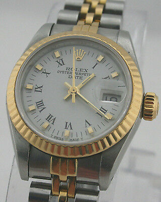 rolex gold capped black dial oyster perpetual 1014 vintage swiss made eur picclick it. Black Bedroom Furniture Sets. Home Design Ideas