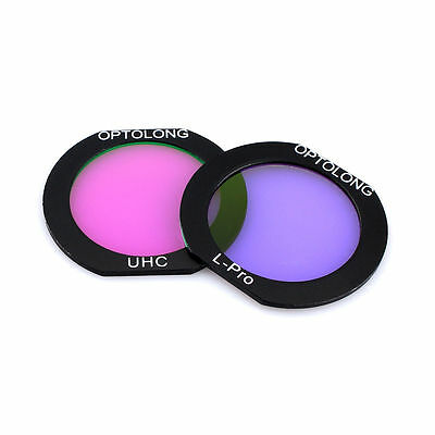 OPTOLONG L-Pro Astro filters+UHC Filter  Cut Light Pollution for  EOS-C Camera